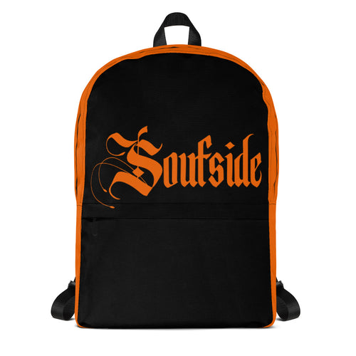Soufside Black Backpack