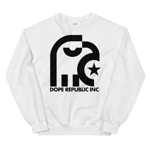 Dope Republic White Sweatshirt