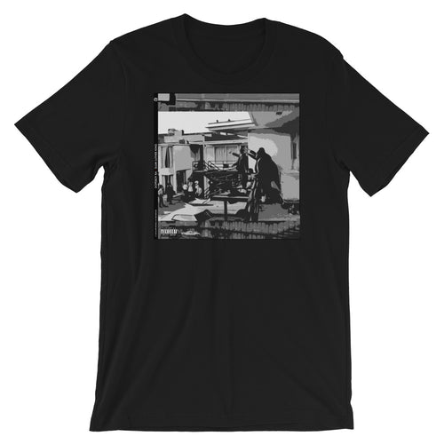 Slum Luther King T-Shirt