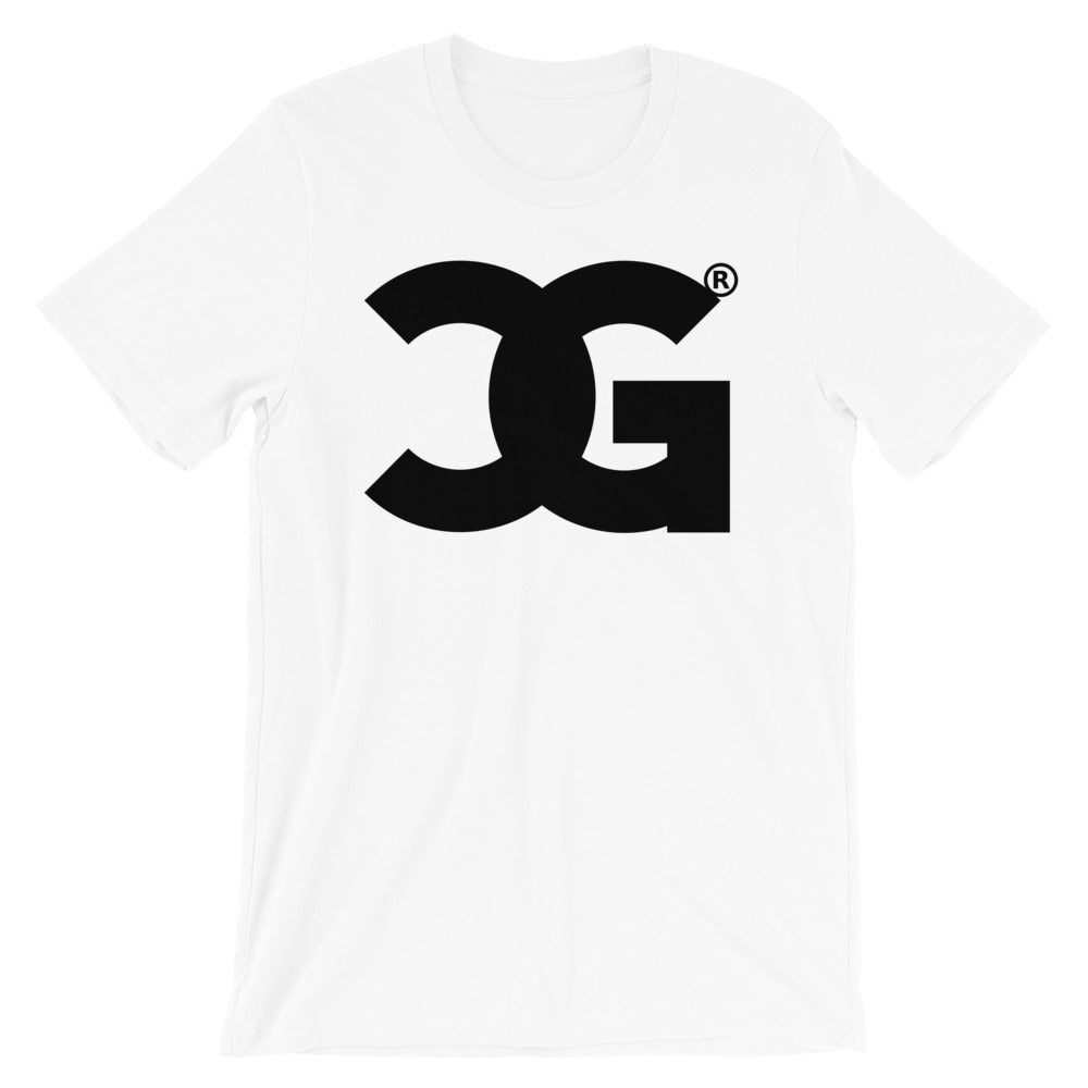 Cxcaine Gvng White T-Shirt