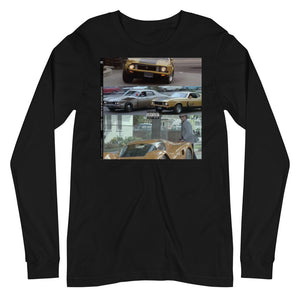 Gone In 60 Seconds Long Sleeve Shirt