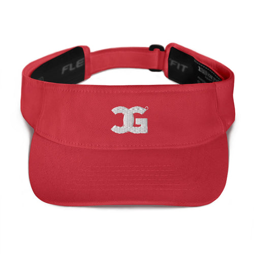 Cxcaine Gvng Red Visor