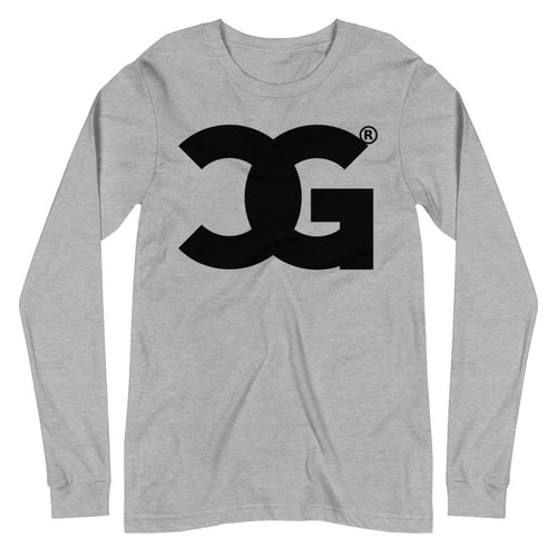 Cxcaine Gvng Long Sleeve Grey Shirt