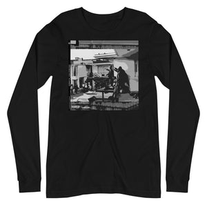 Slum Luther King Long Sleeve Shirt