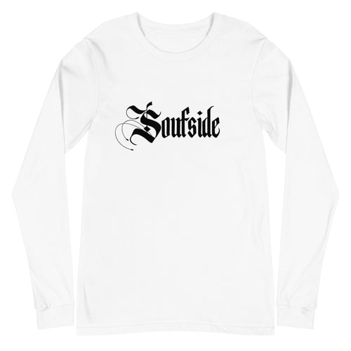 Soufside Long Sleeve White Shirt