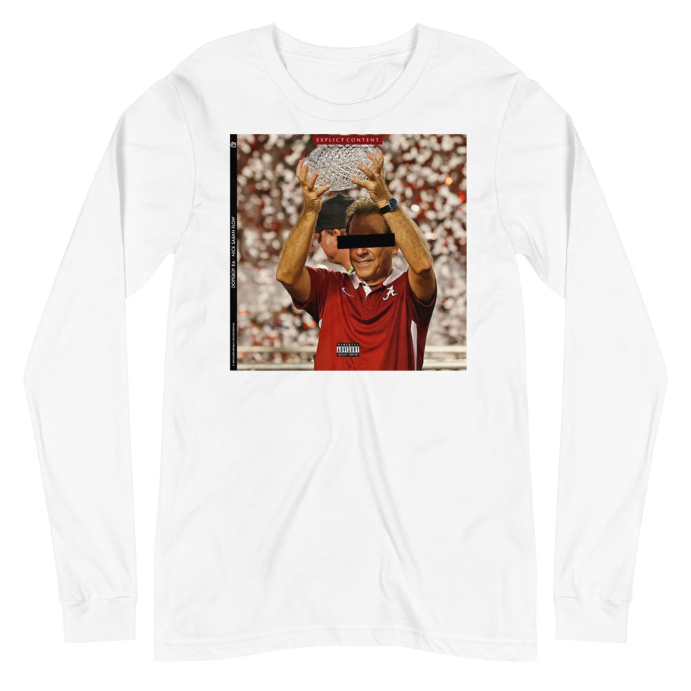 Nick Saban Flow Long Sleeve Shirt
