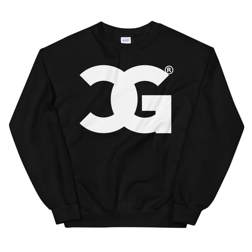 Cxcaine Gvng Black Sweatshirt