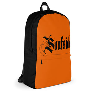 Soufside Orange Backpack