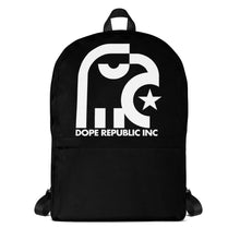 Load image into Gallery viewer, Dope Republic Black Backpack
