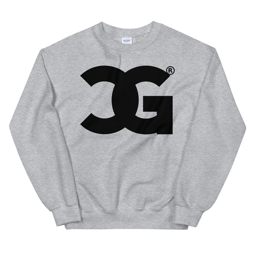 Cxcaine Gvng Grey Sweatshirt