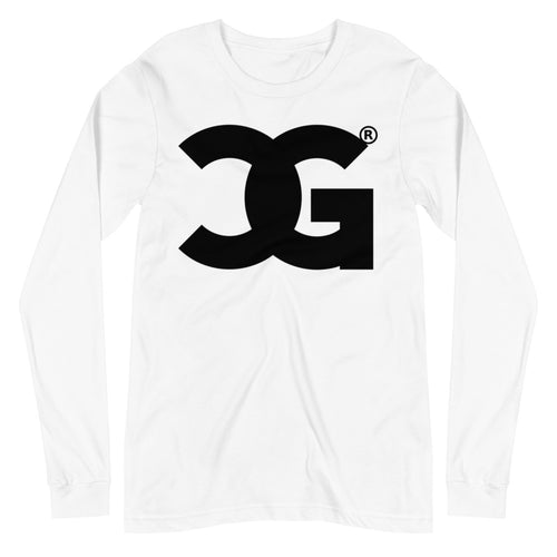Cxcaine Gvng Long Sleeve White Shirt