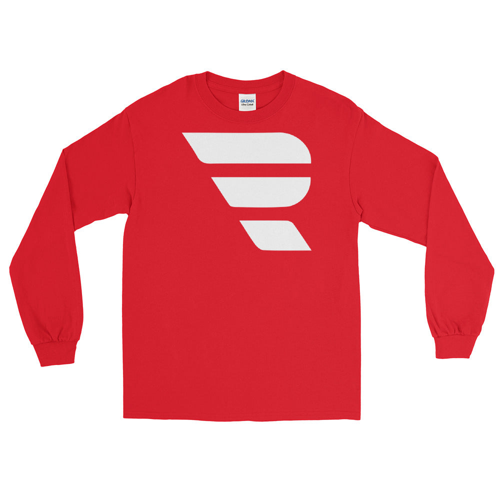 Dope Republic Inc 2 Long Sleeve Red Shirt