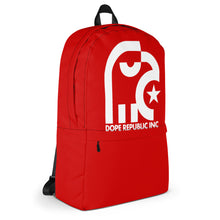Load image into Gallery viewer, Dope Republic Red Backpack