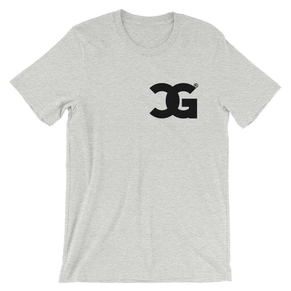 Cxcaine Gvng Crest Grey T-Shirt