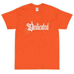 Dedicated Orange T-Shirt