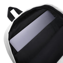 Load image into Gallery viewer, Cxcaine Gvng White Backpack