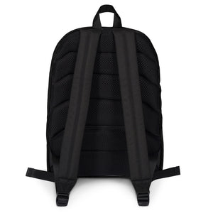 Dope Republic Black Backpack