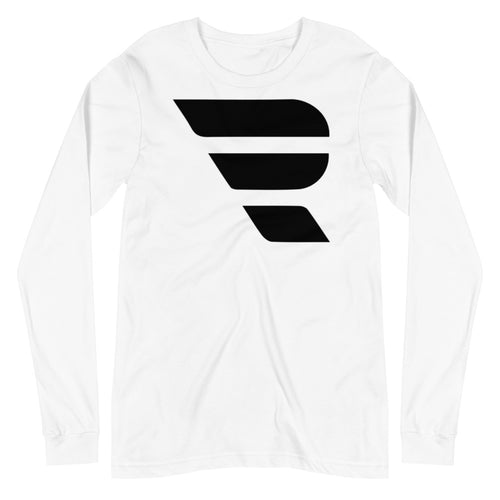 Dope Republic Inc 2 Long Sleeve White Shirt