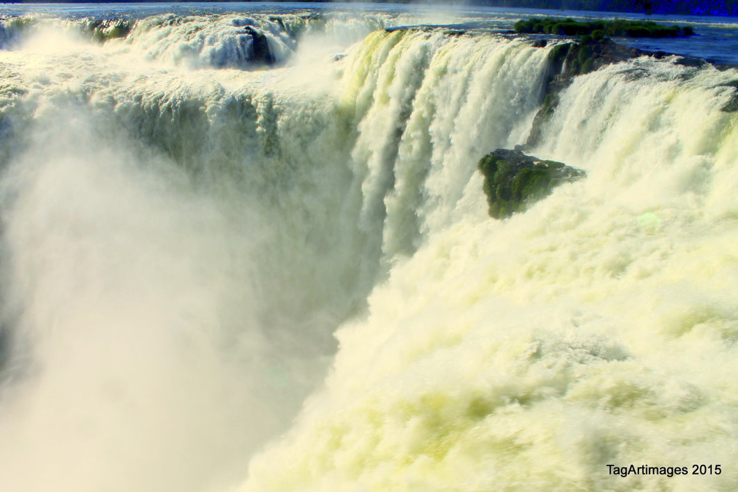 The Devil's Throat - Iguazu Falls, Argentina