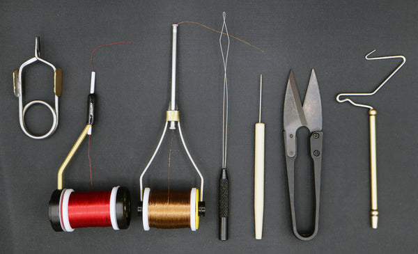 Beginner fly tying tools