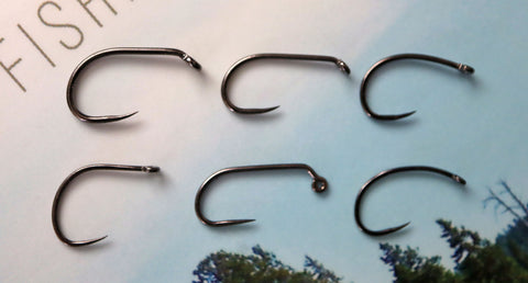 Some common hook shapes
