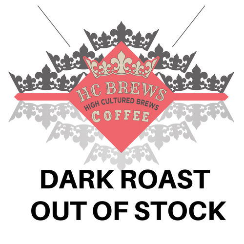 HCBrews Dark Roast