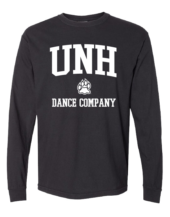 UNH DANCE, Adult Heavyweight RS Long-Sleeve T-Shirt