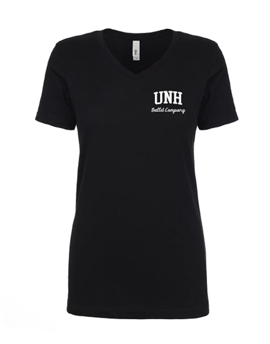 UNH DANCE, Women's Ballet V-Neck