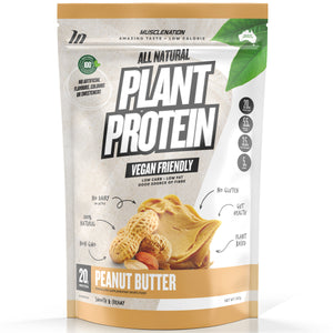 Open image in slideshow, 100% NATURAL PLANT BASED PROTEIN