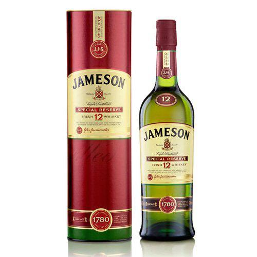 Jameson 12 Year Old Special Reserve Irish whiskey Jameson