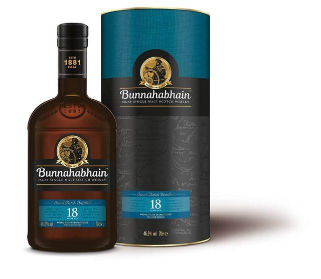 Bunnahabhain 18 Years Old Scotch Bunnahabhain