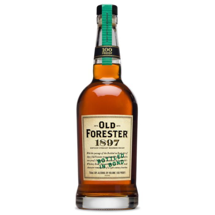 Old Forester 1897 Bottled In Bond Bourbon Old Forester
