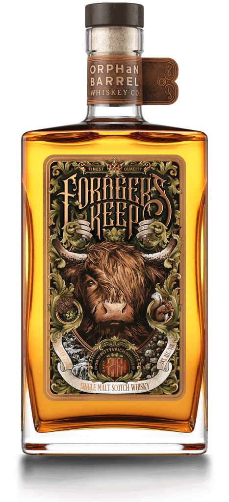 Orphan Barrel Forager's Keep Scotch Orphan Barrel