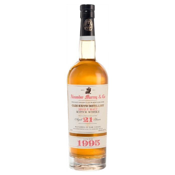 Alexander Murray Glen Keith 21 Year Old 1995 Scotch Alexander Murray