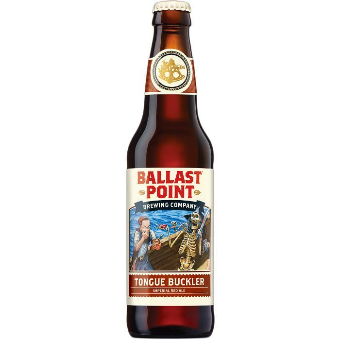 Ballast Point Tongue Buckler Imperial Red Ale Beer Ballast Point