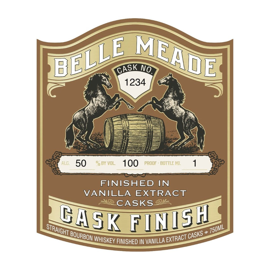 Belle Meade Vanilla Extract Cask Finish