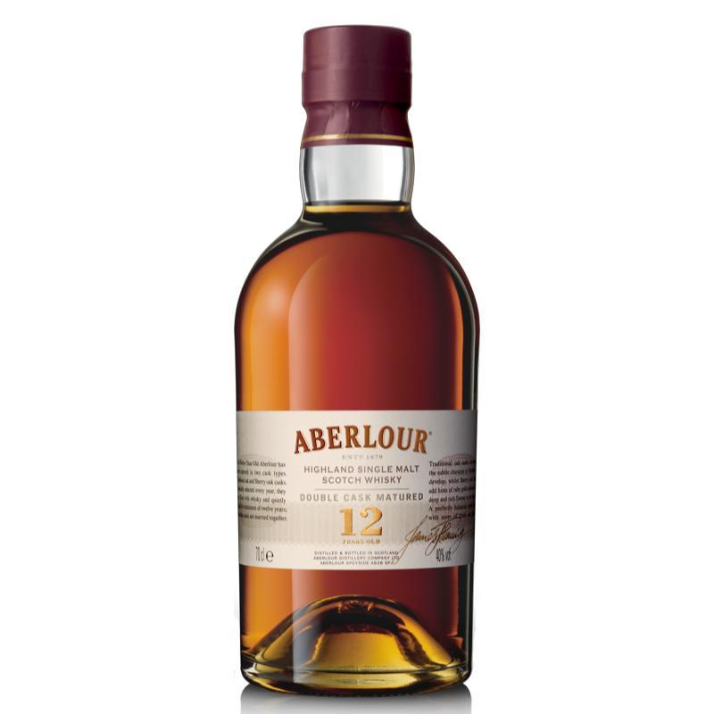 Aberlour 12 Year Old Scotch Aberlour