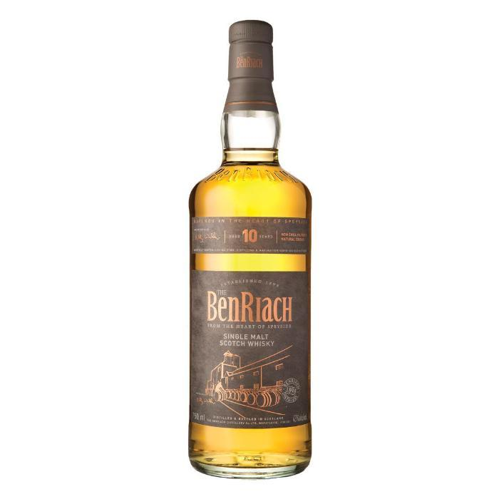 BenRiach 10 Years Old Scotch BenRiach