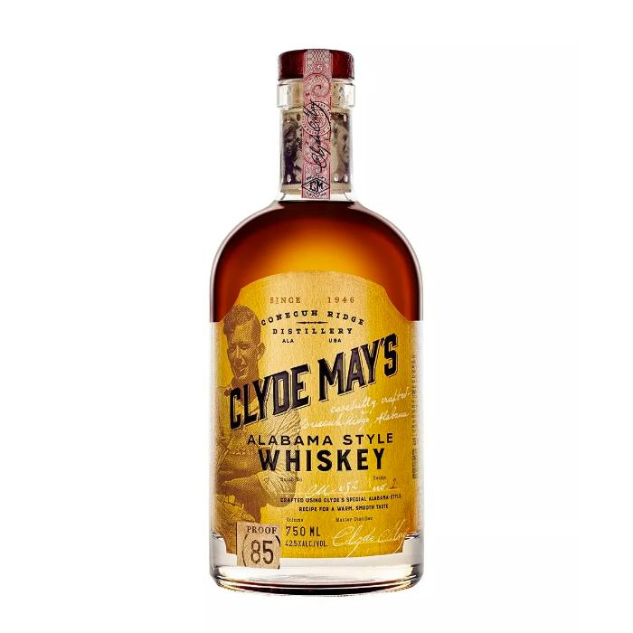Clyde May's Alabama Style Whiskey American Whiskey Clyde May's