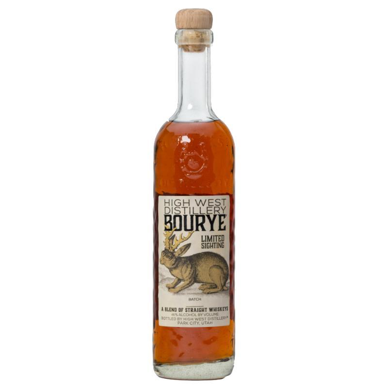 High West Bourye Bourbon High West Distillery