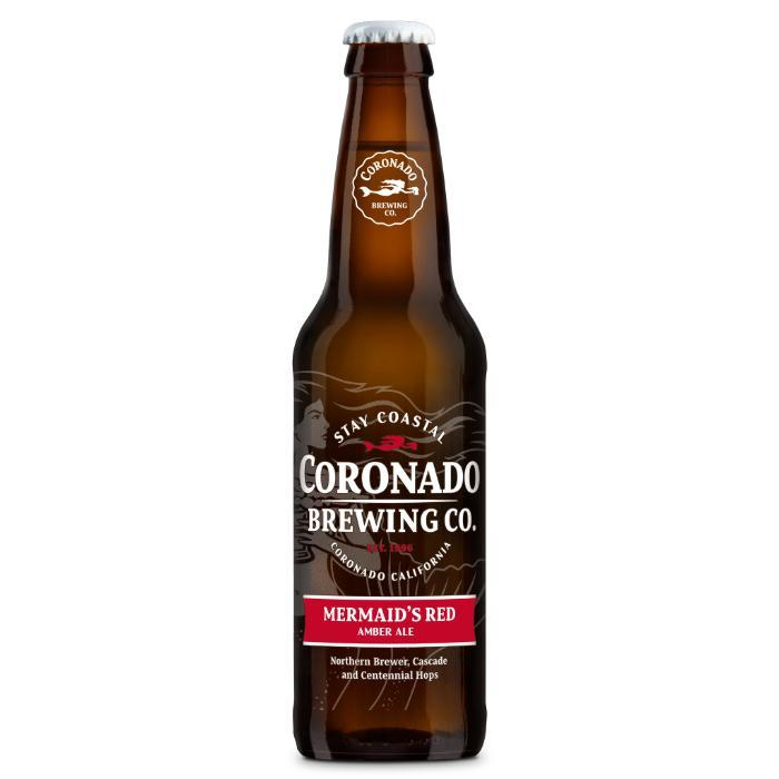 Coronado Brewing Company Mermaid's Red