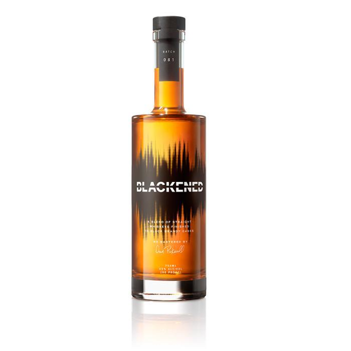 Blackened American Whiskey - Metallica Whiskey American Whiskey Blackened American Whiskey