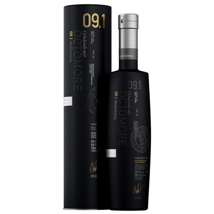 Octomore 9.1 Dialogos Scotch Octomore