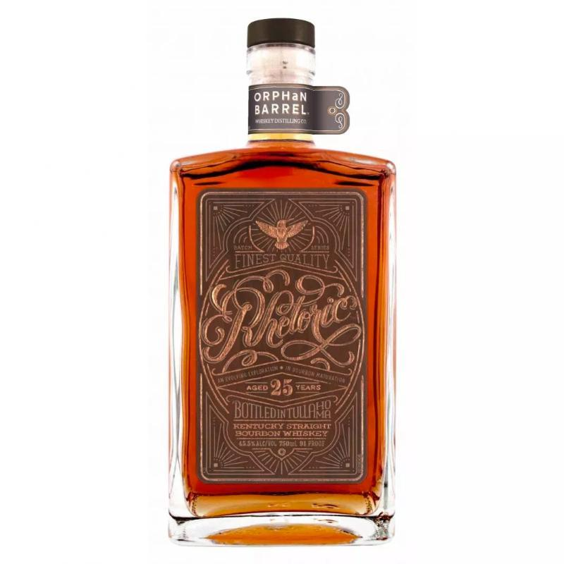 Orphan Barrel Rhetoric 25 Year Bourbon Orphan Barrel