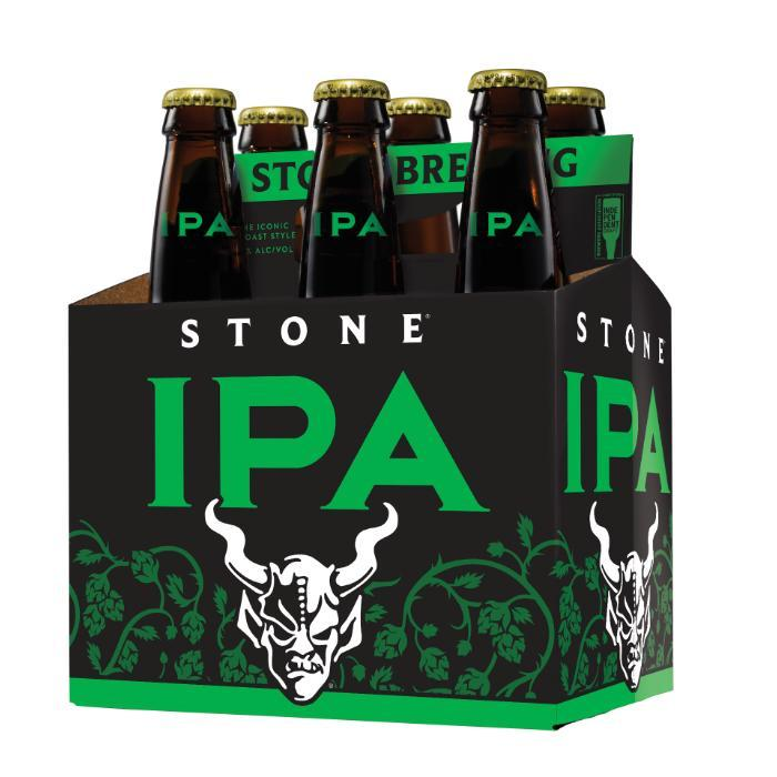 Stone IPA Beer Stone Brewing Company