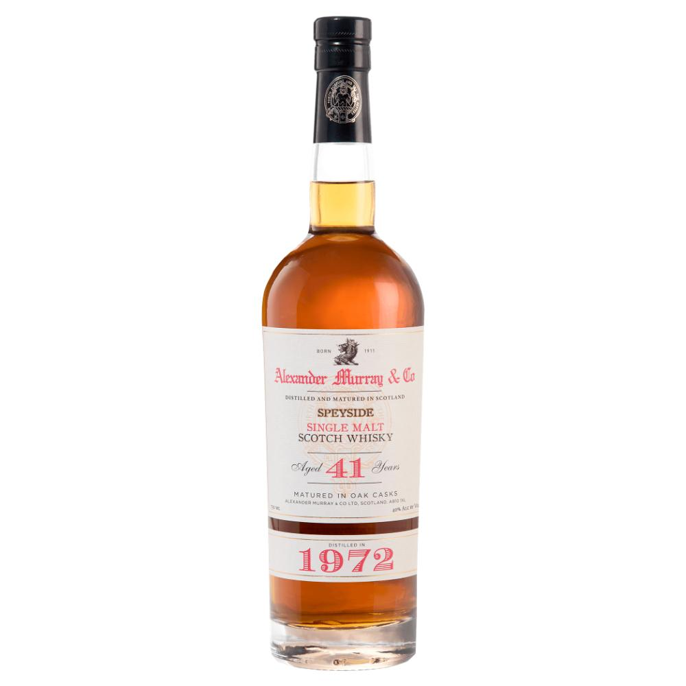Alexander Murray Speyside 41 Year Old 1972 Scotch Alexander Murray