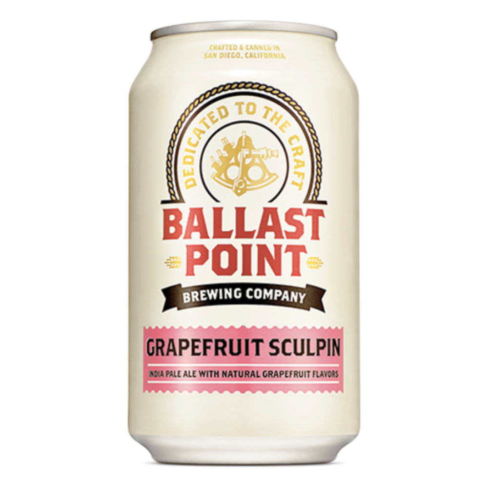 Ballast Point Grapefruit Sculpin IPA (Cans)