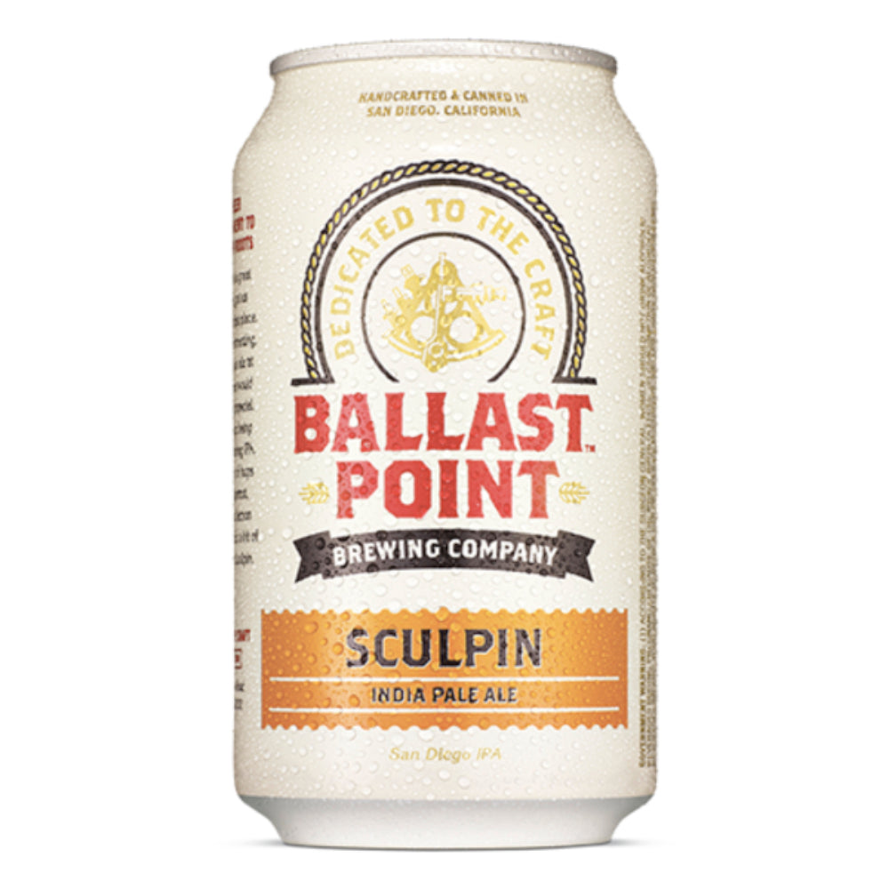 Ballast Point Sculpin IPA (Cans)