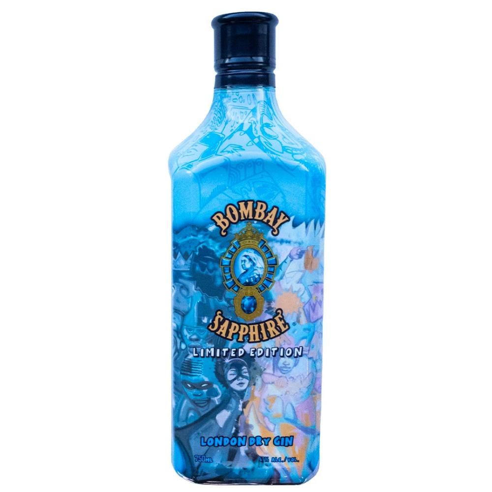 Bombay Sapphire Gin Hebru Brantley Edition Gin Bombay Sapphire