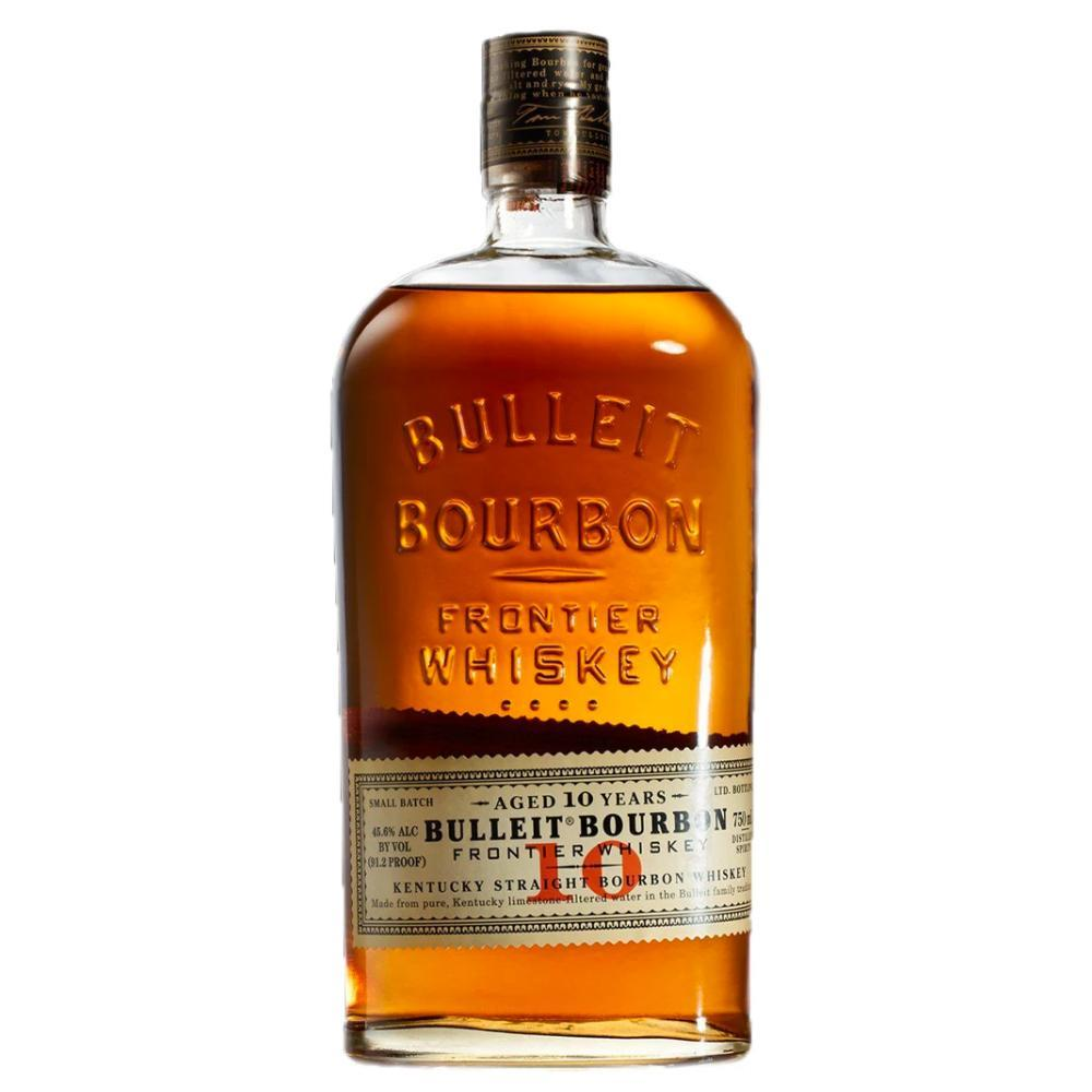 Bulleit Bourbon 10 Years Old Bourbon Bulleit